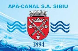 Apa Canal SA Sibiu logo
