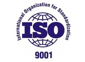 International Organization for Standardization ISO 9001 logo