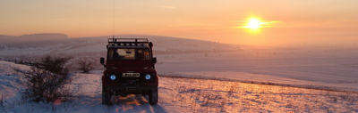 Land Rover Explorer